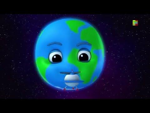 planet lagu belajar planet sajak pendidikan musik anak-anak Preschool Rhymes Kids Planet Song