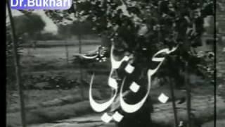 Sada Na Baghi Bulbul Bole {Saif-ul-Malook} - Masud Rana  [Film: Sajjan Beli]