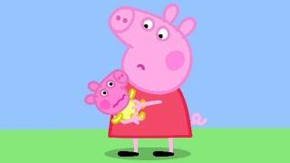 Peppa Pig en Español - Peppa y el bebé! - Dibujos Animados