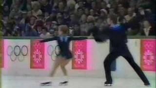 Valova & Vasiliev (URS) - 1984 Sarajevo, Pairs' Long Program