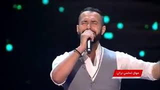 عصام سرحان- موال أندلسي تراثي mbc the voice أحلى صوت