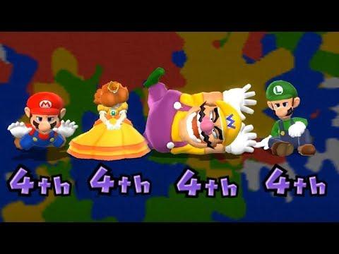 Xxx Mp4 Mario Party 9 Garden Battle Mario Vs Daisy Vs Wario Vs Luigi Cartoons Mee 3gp Sex