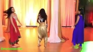 Beautiful Girls Wedding Best Dance  #8211; HD 720p Video  #8211; Muje To Teri Lat Lag Gai   HD Beats