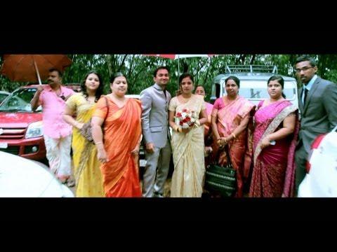 TEENA + NITHIN Wedding Highlights Kerala 2013 HD