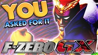 F-Zero GX | You Asked For It!