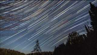 Lyrid Meteor Shower 2013