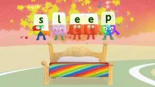 Alphablocks : Sleep - Series 4 - Episode 06