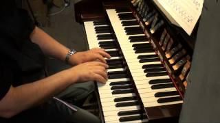 Johann Sebastian Bach Toccata e fuga in re minore BWV 565