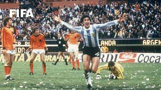 1978 WORLD CUP FINAL: Argentina 3-1 Netherlands