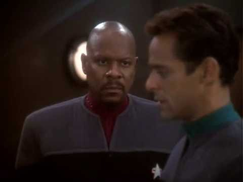 Star Trek DS9 : Capt Sisko Never Surrenders