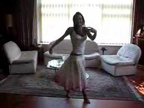 persian dancing part 1