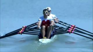 2017 World Rowing Under 23 Championships BM4x FinalA 23/07/17 Potapkin, Vyazovkin, Pimenov, Sorin