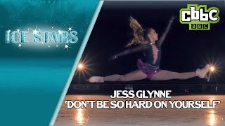 CBBC Ice Stars (Jess Glynne - Don't Be So Hard on Yourself audio)