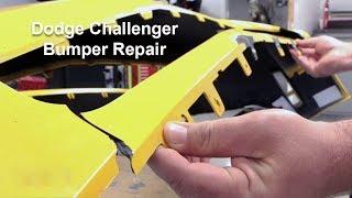 Dodge Challenger Bumper Repair