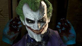 Batman Arkham VR 'Full Movie' | All Cutscenes  【TRUE HD】 PS VR