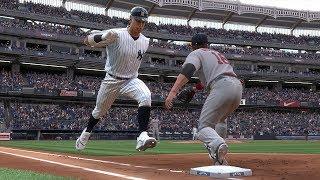 Boston Red Sox vs New York Yankees – 5 Inning Game Yankee Stadium MLB The Show 19 4/16/19