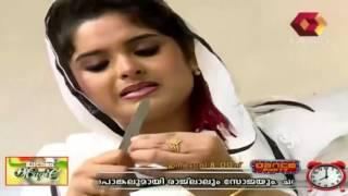 Celebrity Kitchen Magic: Sajitha