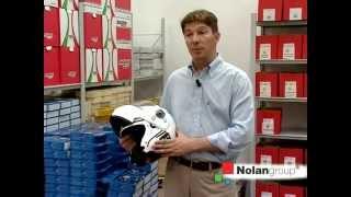 Nolan N-Com System Review at BurnOutItaly.com