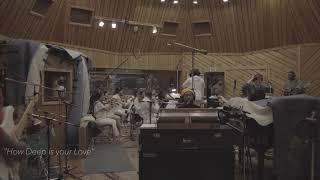 PJ Morton feat. YEBBA How Deep Is Your Love 'Gumbo Unplugged'