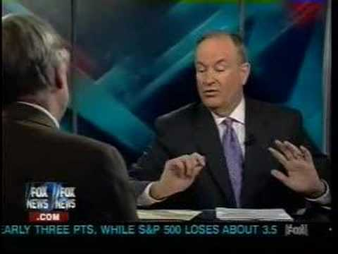 Bill O Reilly SCARED by Richard Dawkins