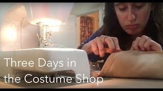 Three Days in the Costume Shop   tss6295
