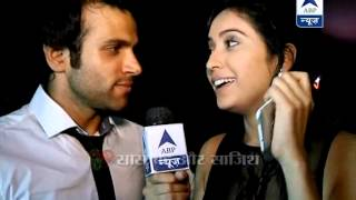 Arjun and Purvi take digs at each other