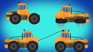 Transformer | All Terrain Truck | Rescue Truck | Air Borne Trucks | Video For Kids