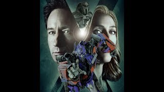 Transformers Meets The X-Files
