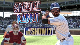 MLB The Show 17 Skeeter Rabbit Road To The Show (CF) EP85 MLB 17