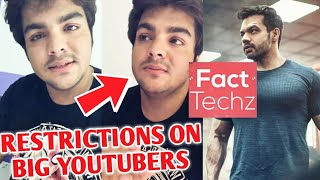 Ashish Chanchlani On Problems Of Big YouTubers   FactTechz Face Reveal, Flying Beast   MN, Emiway  
