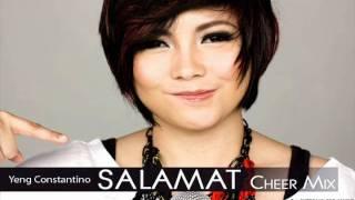 Yeng Constantino - Salamat Cheer Mix
