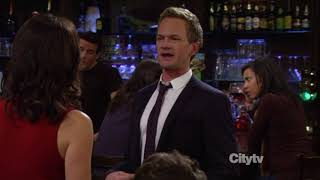 Barney Stinson - Best moments season 8