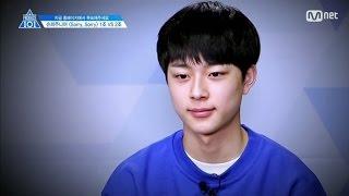 [Produce101 S2] EP4 Group Battle Super Junior〈Sorry, Sorry〉Team 1 Practice Seonho 유선호 cut