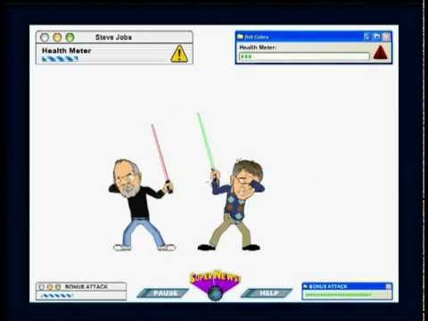 Gates Vs Jobs The Game!