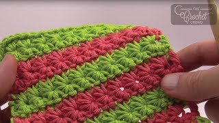 Download How To Crochet Star Stitch 3Gp Mp4
