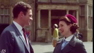 Alec and Jenny || Call the Midwife || it's such a shame for us to part