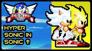 HYPER SONIC IN SONIC 1 COMPLETE! (4K/60fps) #andalsosupersonicbutwhocaresaboutthatwhenwerehyperinnit