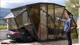 10 جراجات سيارت مجنونة قادمة من المستقبل –  يجب أن تراها لتصدق أنها حقيقية !