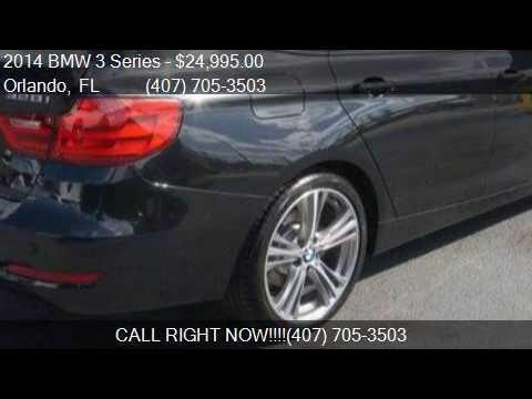 2014 BMW 3 Series 328i xDrive Gran Turismo AWD 4dr Hatchback