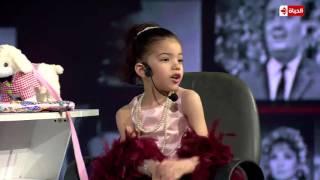 """TheComedy - """" فريدة رأفت """" مصر .... الطفلة التى عجزت لجنة التحكيم عن عدم الضحك امامها"""