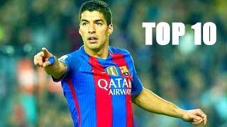 Luis Suarez ● Top 10 Goals - FC Barcelona || HD ||