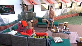 An Explosive War Of Words Breaks Out On Big Brother: Over The Top
