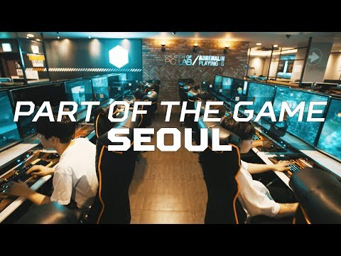 Xxx Mp4 The Capital City Of Esports Part Of The Game E3 Seoul 3gp Sex