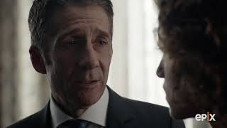 Berlin Station Season 2: Ep 209 - Robert Talks to Noah (EXTENDED)