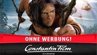 Tarzan 3D - Offizieller Trailer 2 - Ab 20. Februar 2014 im Kino