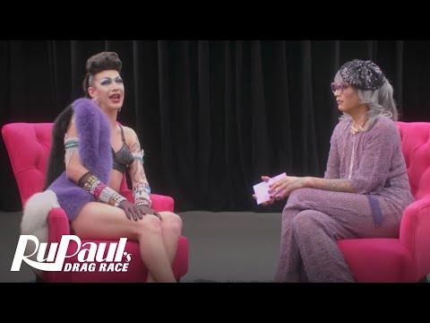 Xxx Mp4 The Pit Stop W Raja Violet Chachki RuPaul S Drag Race Season 9 Ep 9 Now On VH1 3gp Sex