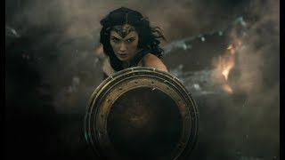Batman V Superman ''Wonder Woman First Scene & Doomsday Fight'' 1080p