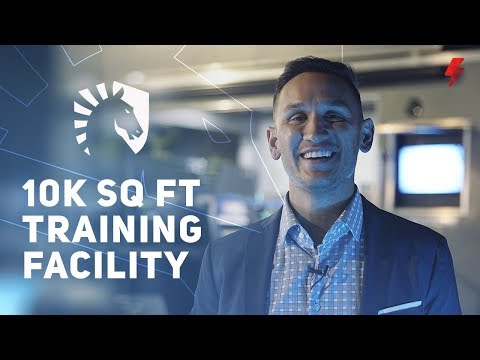 Xxx Mp4 Steve Unveils Team Liquid's New Alienware Esports Training Facility 3gp Sex