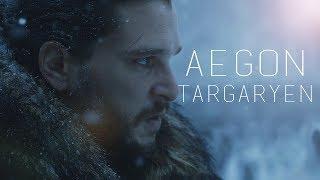 (GoT) Jon Snow || Aegon Targaryen