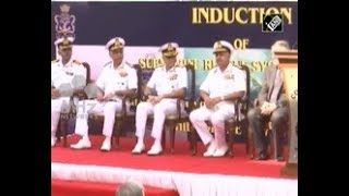 India News - Indian Navy inducts deep submergence rescue vehicle